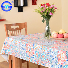 Custom oriental tablecloth 60x120 oval christmas tablecloth image paper lace tablecloths