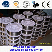 Use high purity argon stainless steel welding wire per kg ton in Dainan market HOT SALE!!!
