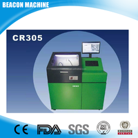 BC-CR305 common rail injector test stand with new settings