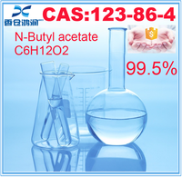 Chemicals N-butyl acetate price popular product
