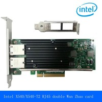 NEW intel X540T2 X540-T2 Ethernet 10Gbps Dual Port Copper Converged Network