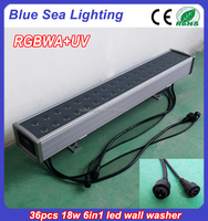 Buy Guangzhou LED 18x1w moving head led wall wash in China on ...