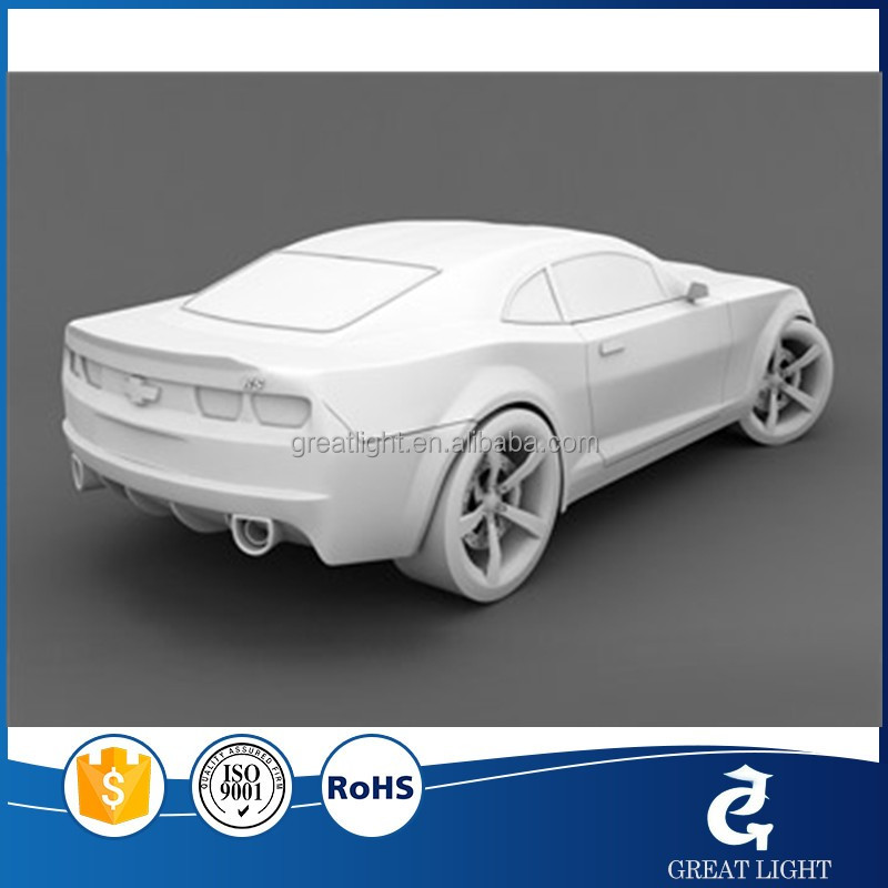 Low Cost ABS Model Car Prototype/3D Printing Rapid Prototype