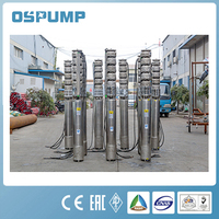 QJ type deep well 0.75 hp submersible pump