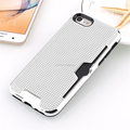 Luxury Protective Hybrid for apple iphone 7 case with Electroplate