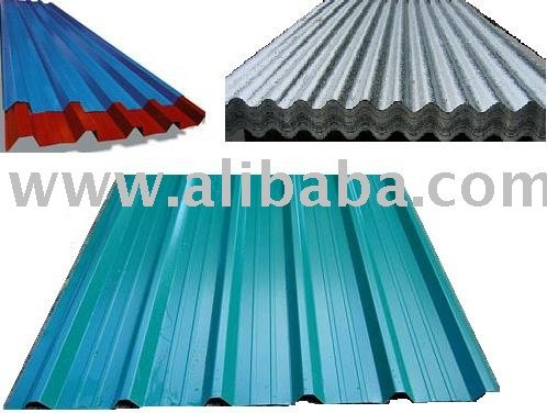 Roof and Wall Cladding Sheets