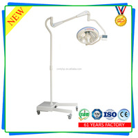 surgical portable Operating Light/Surgical Shadowless Light/Operating theatre Light/Hospital Halogen Bulb Lamp