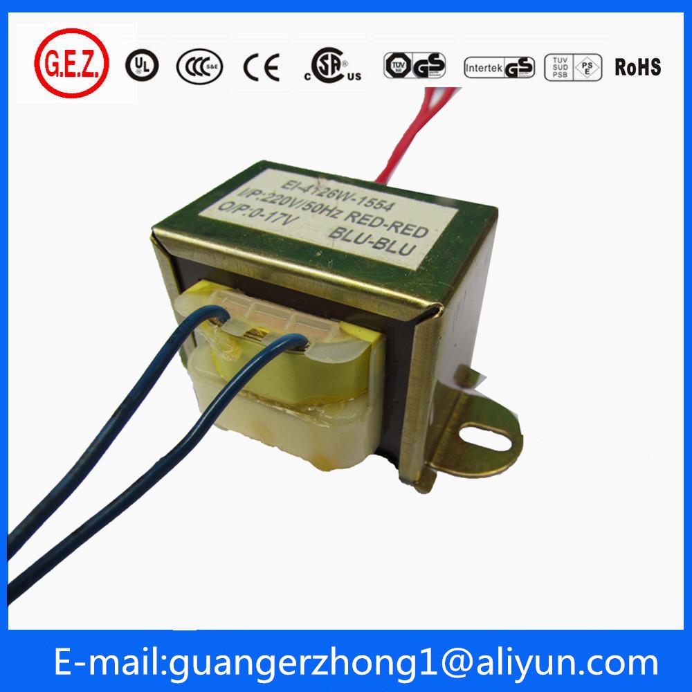 Понижающий трансформатор с 220 на 110 вольт схема