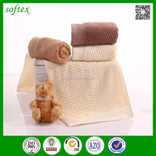 egyptian long-staple cotton honeycomb high thread count towels