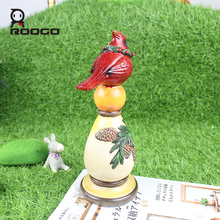 2017 New resin mini bird bath for fairy garden