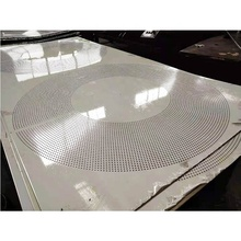 Hot Sale Metal Stainless Steel Perforated Sheet Sieve Mesh