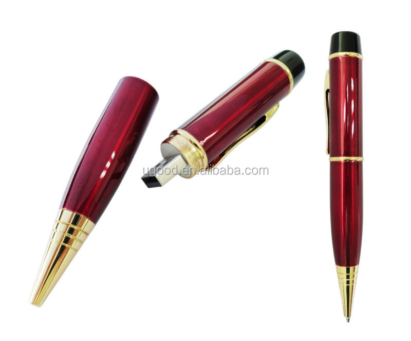 Stylish pen Usb flash drive, promotional pen usb flash memory,Hot selling and Cheap usb disk