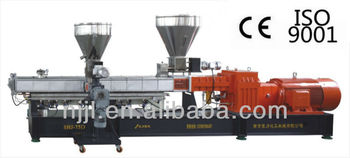 SHJ95B co-rotating parallel twin screw extruder