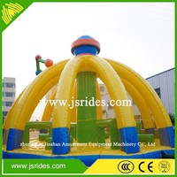 Hot selling inflatable playground for rent inflatable air castle