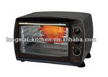 LCS3502 / 2017 hot sell RoHS approved mini portable toaster oven