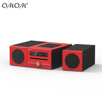 Desktop Audio System, Micro compoment system,slot CD player OM-1720CD