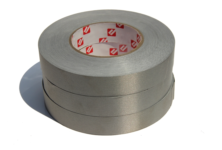 High quality Single Sided Electrically Plain Mesh Conductive Cloth Tape