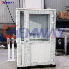 CE hydraulic cheap small home elevator lift with cabin