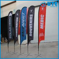 sport using bicycle safety flag for sale fly flag