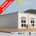 Flat Pack Container House for Labor Camp Army Camp
