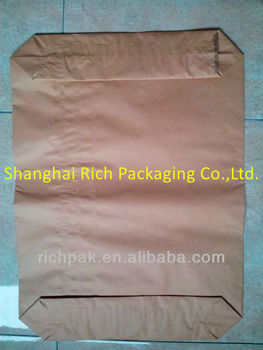 Factory price cement bag 50kg with valve