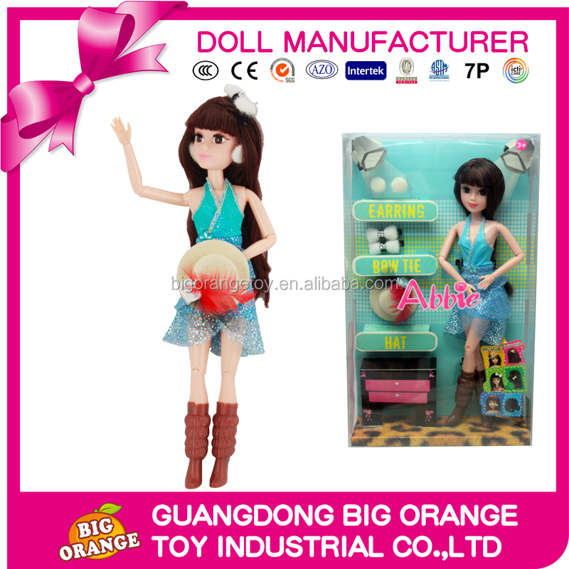 Cheap 12 Inch Beauty Baby Girl Toy Doll For Sale