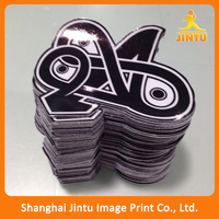 Waterproof uv resistant vinyl motorcycle/ car sticker custom design wholesale