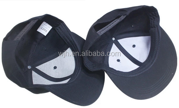 Various color sample free custom snapback hats for wholesale