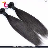 Best Selling Products Peruvian Hair Thick Bottom Dyeable Private Label Easy Hairstyles For Straight Hair