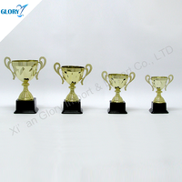 Wholesale Golden Mini Small Plastic Trophy
