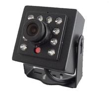 Mini size ccd day night 360 degree camera bird view system