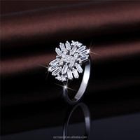 top quality emitition gemstone famous pattern personalized polish jewelry ring