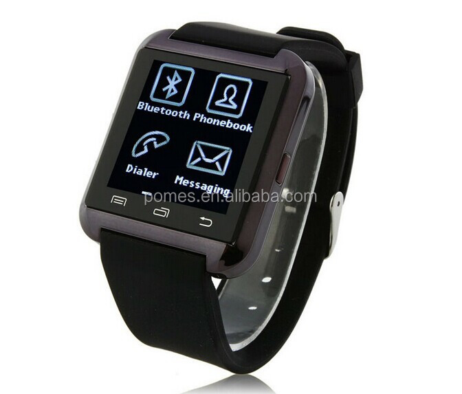 Smart watch u8 Multi-Functions smart bluetooth watch Phone Android hot selling and touch - enabled, smartwatch u8, u8 smartwatch