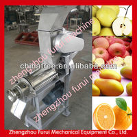 Good quality high output screw press fruit/fruit filter press