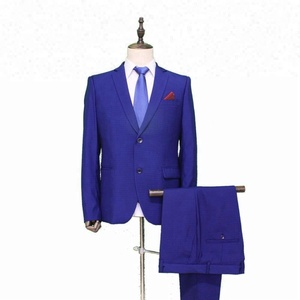 royal blue coat pant mens clothing