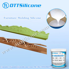 Silicone Components for Furniture Molds