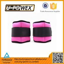 High Quality Neoprene Fitness Wrist/Ankle Wraps Weight sandbags with BSCI