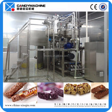 Snack Chocolate Nut Cereal Oat Bar Making Machine