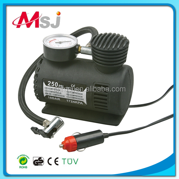 DC 12V plastic air compressor car wash