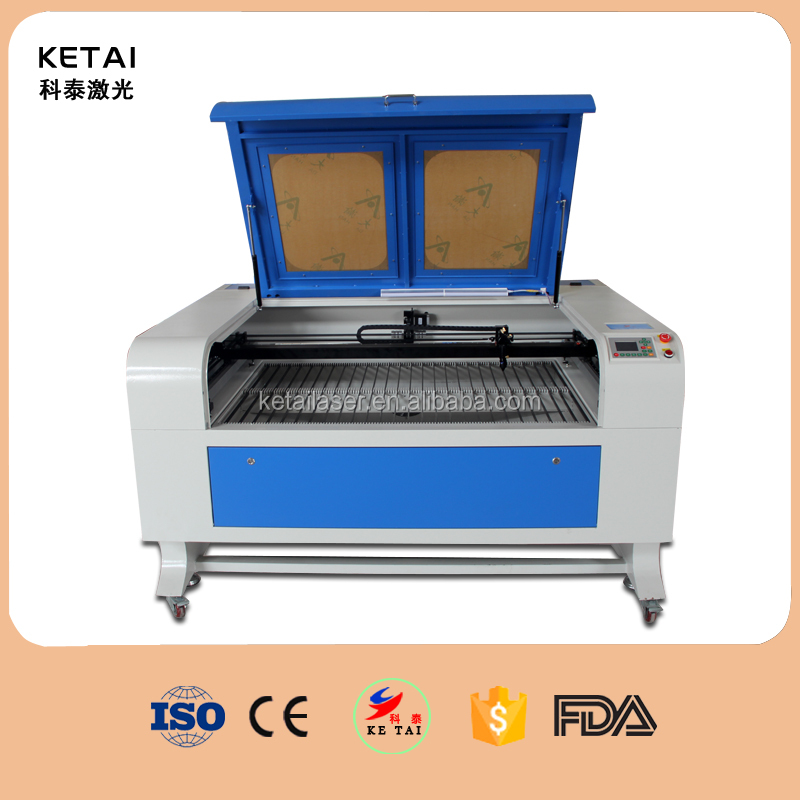 1390 100w laser machine for cutting and engraving ready to use with CE FDA