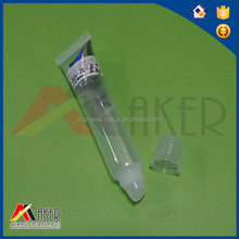 Good Price Small Transparent Cosmetic Plastic Lipstick Tube