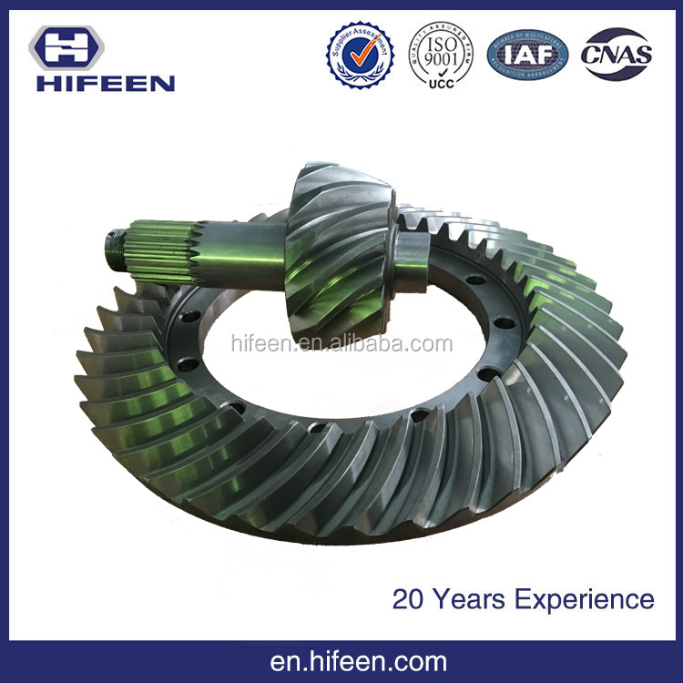 09228704 Differential Transmission Reduction Gear manufacturer For Terex 3307