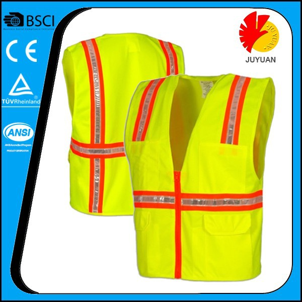 EN ISO 20471 traffic vest reflective vest safety clothing