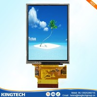 new product 2.4 inch vertical portrait 240X320 TFT LCD display