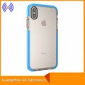 Dual color TPU case for iPhone 8 8 plus TPU soft case with PC bumper
