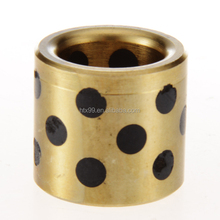 Customized Mold Parts Oilless Carbon Graphite Bronze Bushing Guide Bushing