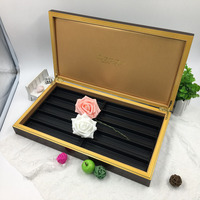 Fashionable Lastest Wood Chocolate Packaging Box