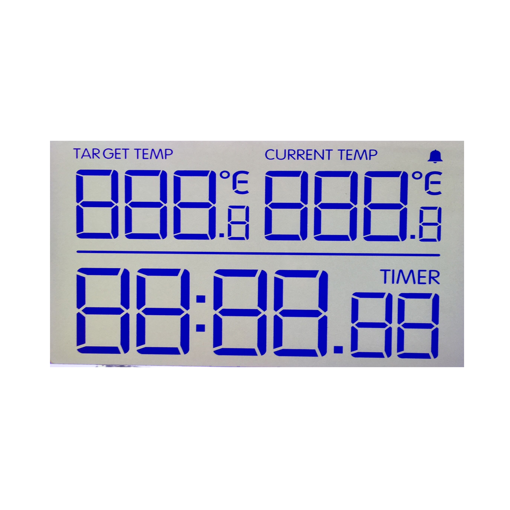 custom lcd for industrial electronic scales display