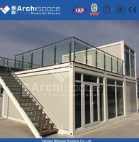 Modular house with Modular apartment-container house