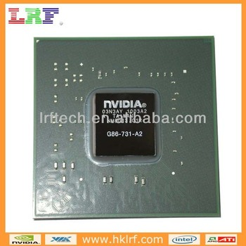 video chips G86-731-A2 original new ic chipset